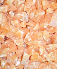 Calcit orange Rohware
