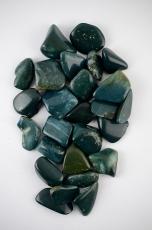 Jaspis grün Trommelsteine