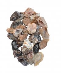 Achat Geodinos natur (klein)