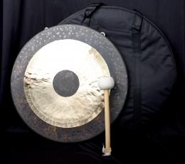 Gong schwarz/gold