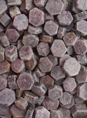 Rubin Kristalle (klein)