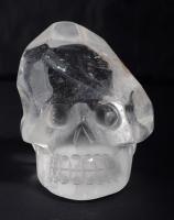 Bergkristall Schädel Spitze