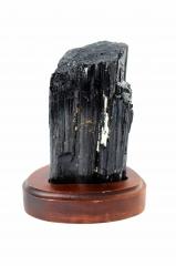 Schörl/Turmalin auf Holzständer